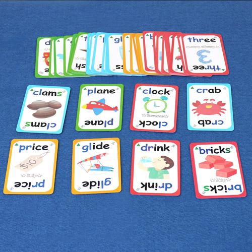 JJ Funics Card(4) - L Blends+R Blends