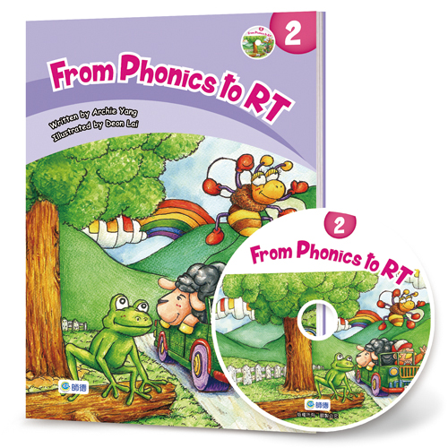 From Phonics to RT 2 (附1CD)