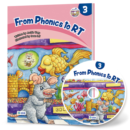 From Phonics to RT 3 (附1CD)